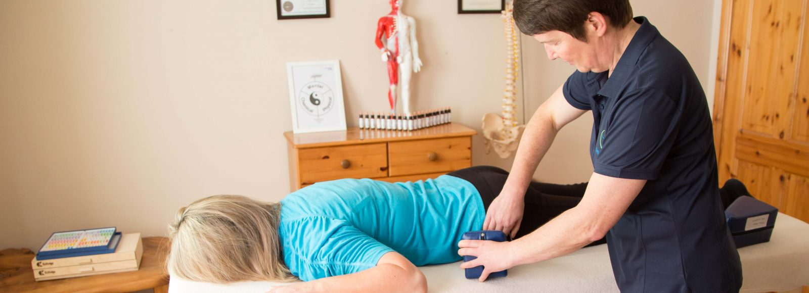 Sligo Kinesiology helping with lower back pain