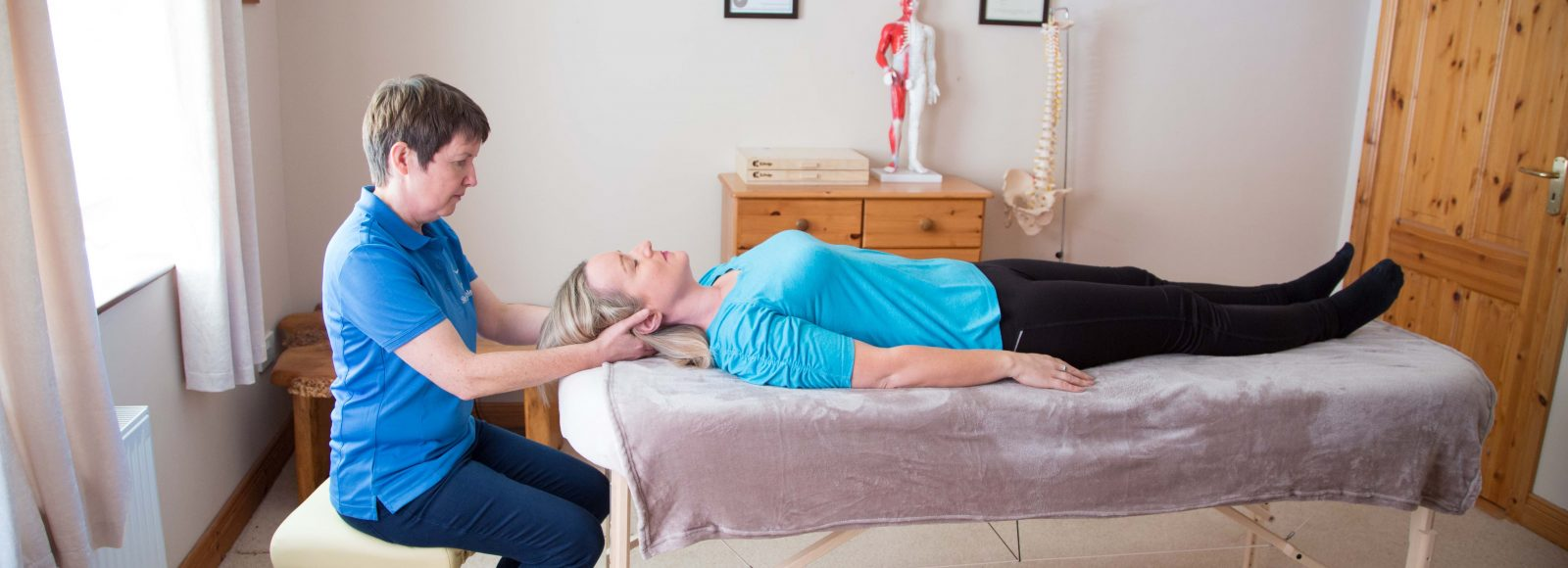 Sligo Kinesiology helping neck and shoulder pain
